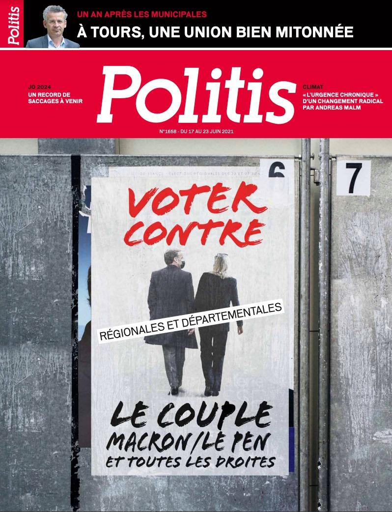 Couverture de Politis